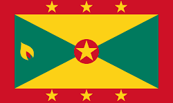 National Flag of Grenada