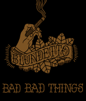 Cover Album of BLUNDETTO - BAD BAD THING - 2010