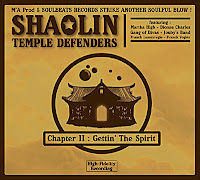 SHAOLIN TEMPLE DEFENDERS -(2009)- GETTIN' THE SPIRIT