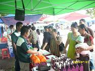 Exhibition at Ranau, Sabah