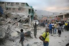 AYUDA PARA HAITI