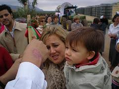 """""""BAUTIZO"""" DE ROMEROS-2009"""
