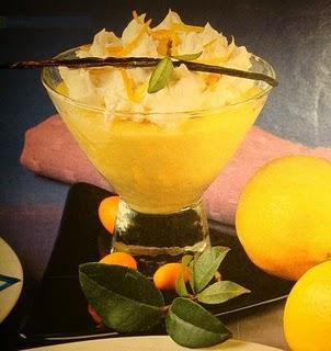 Mundopostres blogspot com espuma de lim n y naranja - Espuma de limon ...