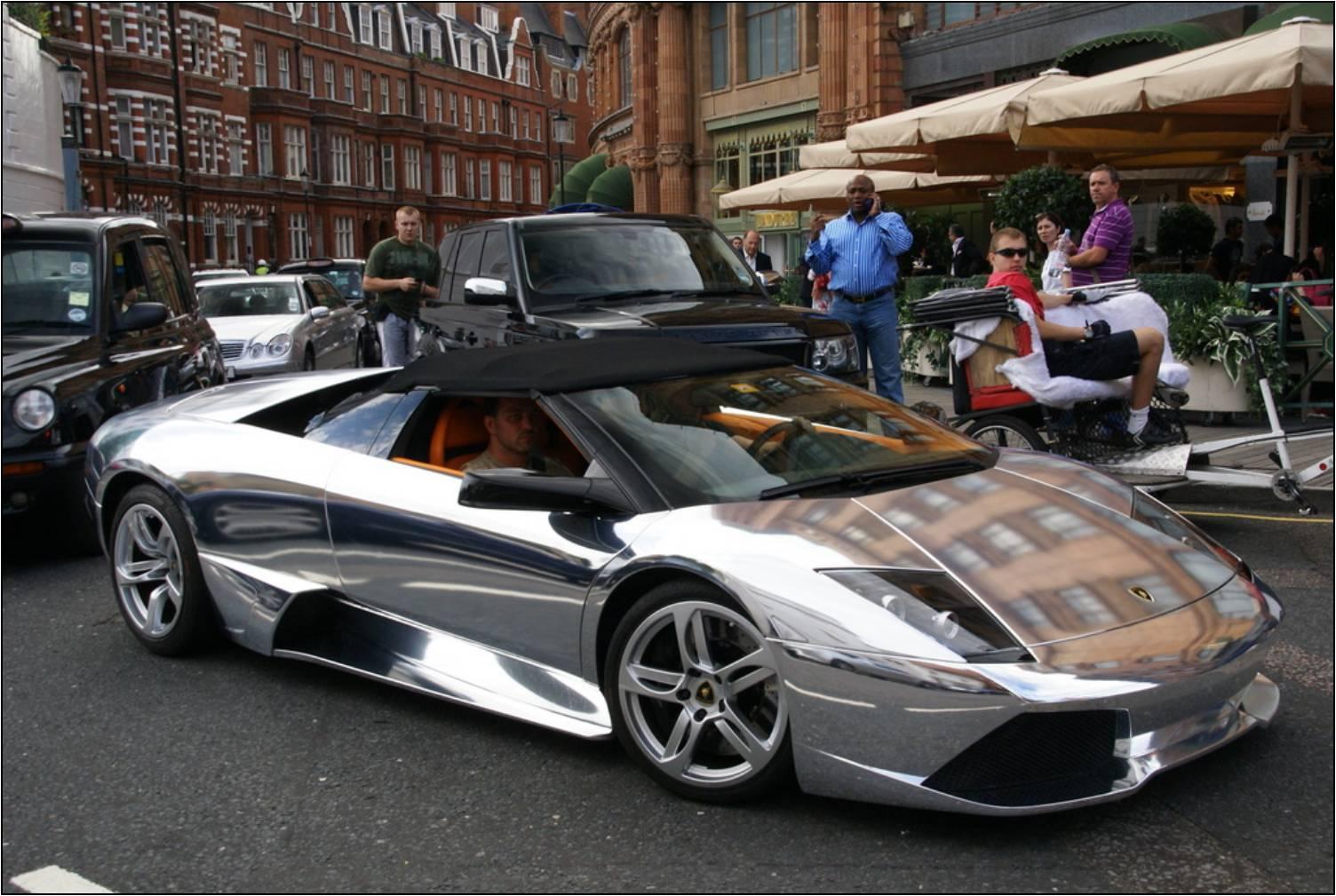 Mundo Tuning: Carros Exoticos