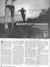 Tundra Transition Zone Barefoot Running