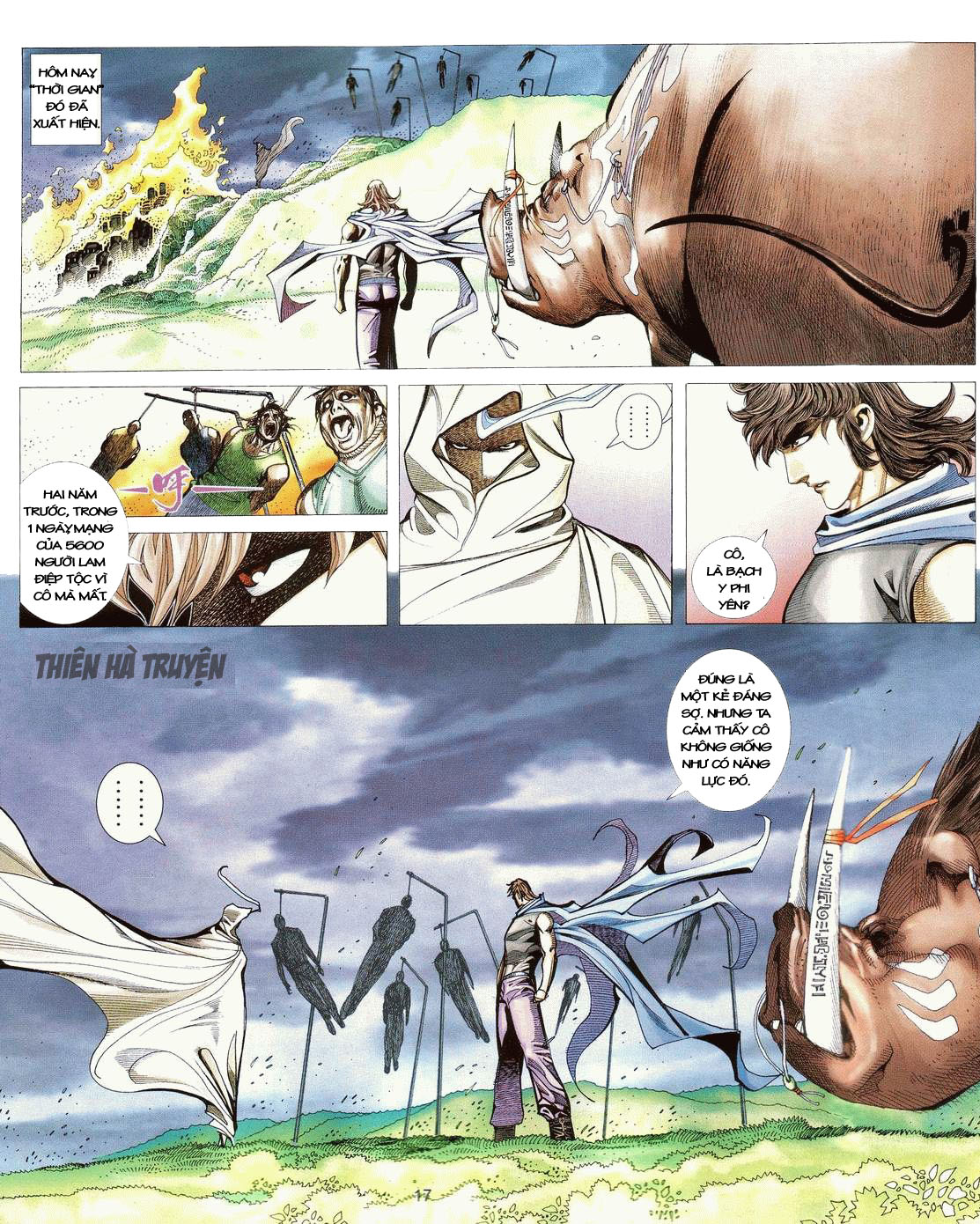 Võ Thần Ngoại Truyện chap 13 - Trang 16