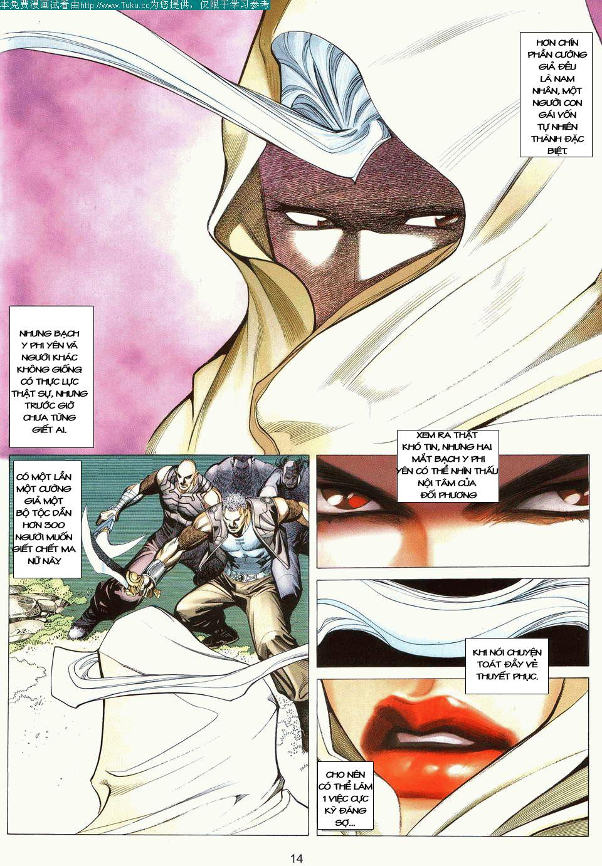 Võ Thần Ngoại Truyện chap 13 - Trang 13