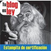 Mi Blog es la Ley
