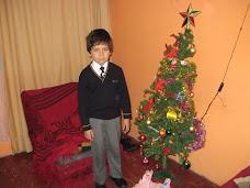 """"""" Navidad como un niño del Colegio Humberstone """""""