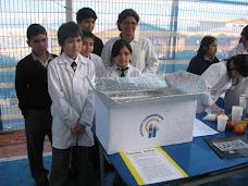 """"""" Ciencia en nuestro colegio """""""