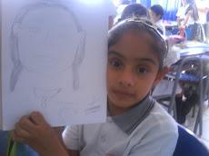 Yo también puedo dibujar...