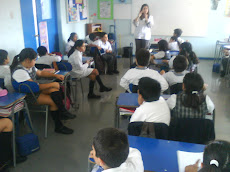 Cristina y sus clases de Lenguaje...