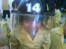 ¡ Soy bombero !