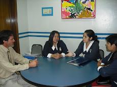 Humberstone abre sus puertas a los futuros maestros...