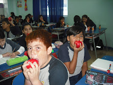 Mmm, qué rica fruta me gané...