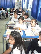 La metodología de Parapente 2, permite una adecuada disciplina de clases...