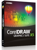 CorelDRAW X5 - my article inside