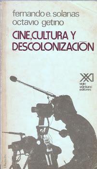 CINE, CULTURA Y DESCOLONIZACION