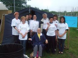 Notre équipe du Relais 2008