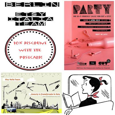 etsyitaliateam, etsy, promotion, berlin