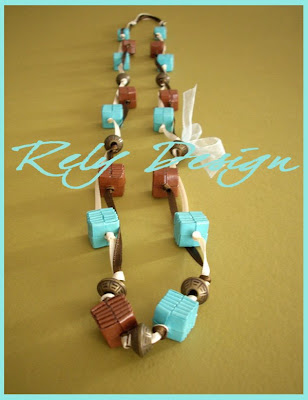 Necklace by Rely Design