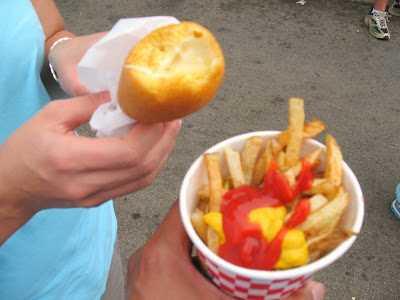 Ohio State Fair cheese sticks