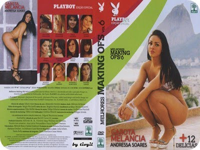 dvd playboy.vol06 Playboy Melhores Making Ofs Vol. 6 DVD