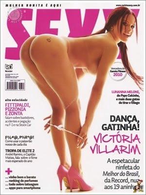 10.2010.victoria.villarim.sxy.TF Victória Villarim Fotos Revistas Sexy Outubro