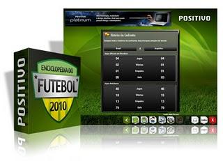 Enciclopédia do Futebol 2010   Positivo