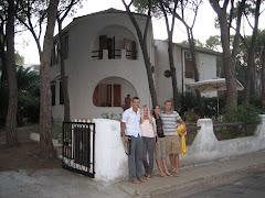 Beach House in Italy
