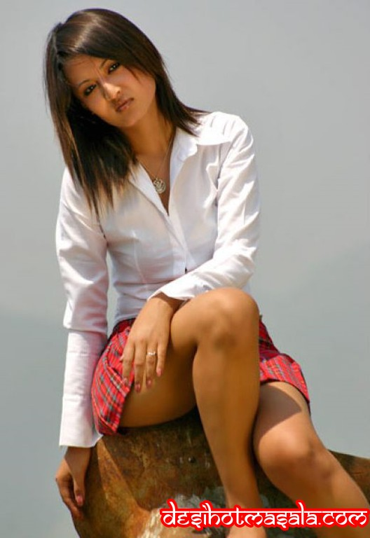 Girl nepali photo models nude
