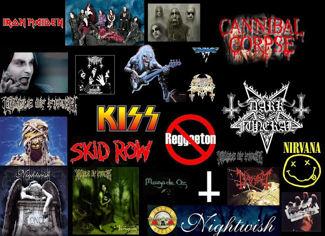 Heavy metal!!!!!!!!!