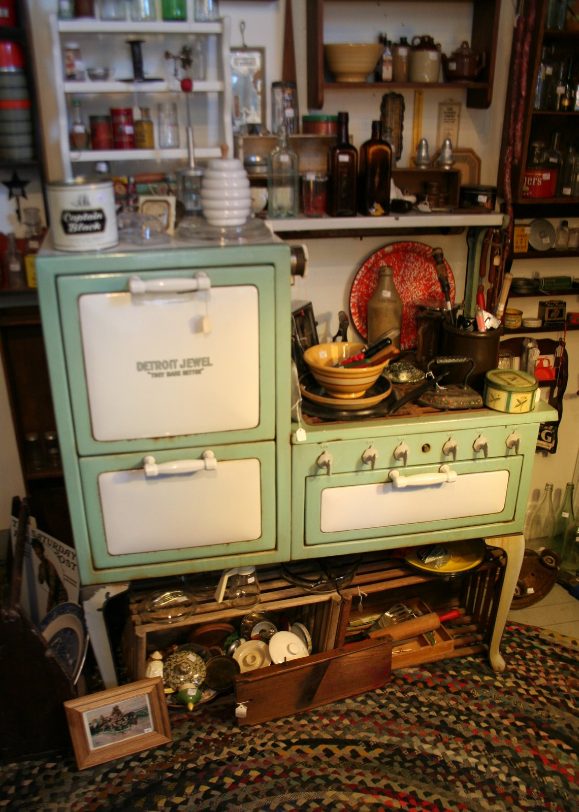 Stoves to view - The Antique Stove Shop
