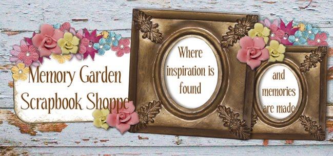 Memory Garden Scrapbook Shoppe