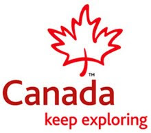 Logo Original Canada Keep Exploring.