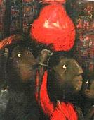 A Família Retirante, 1999 acrílica sobre tela 1.00 x 0.80