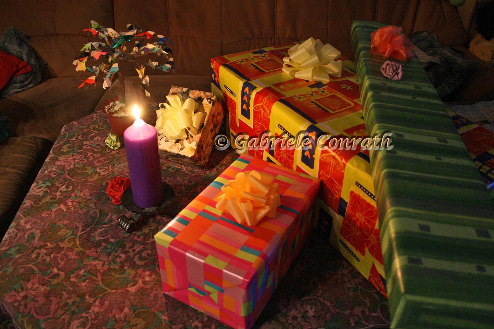 Geschenk Brigitte Weihnachten
