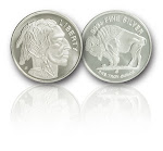 1-oz Indian Head Buffalo