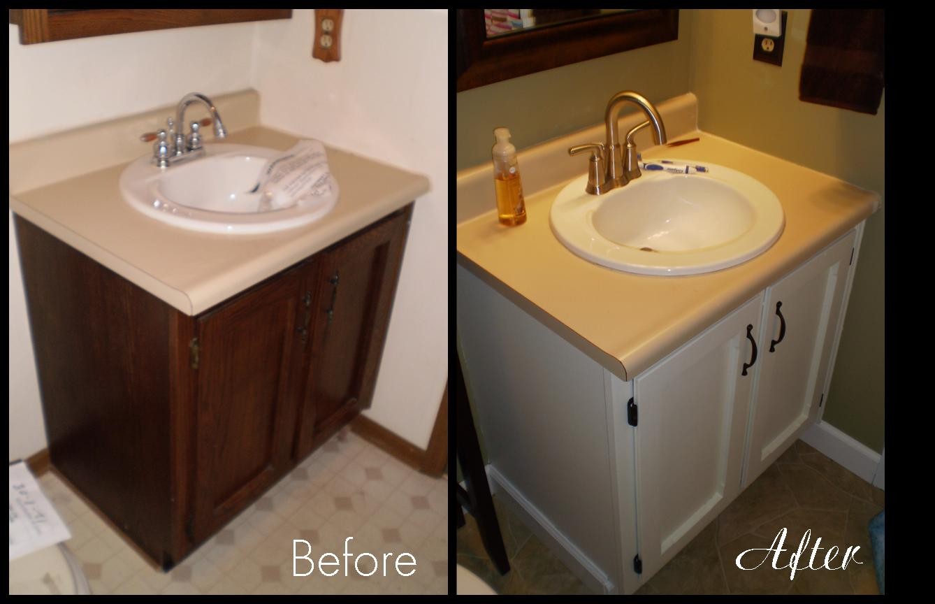 Bathroom Before And After Paint : Where beauty meets function the bathroom