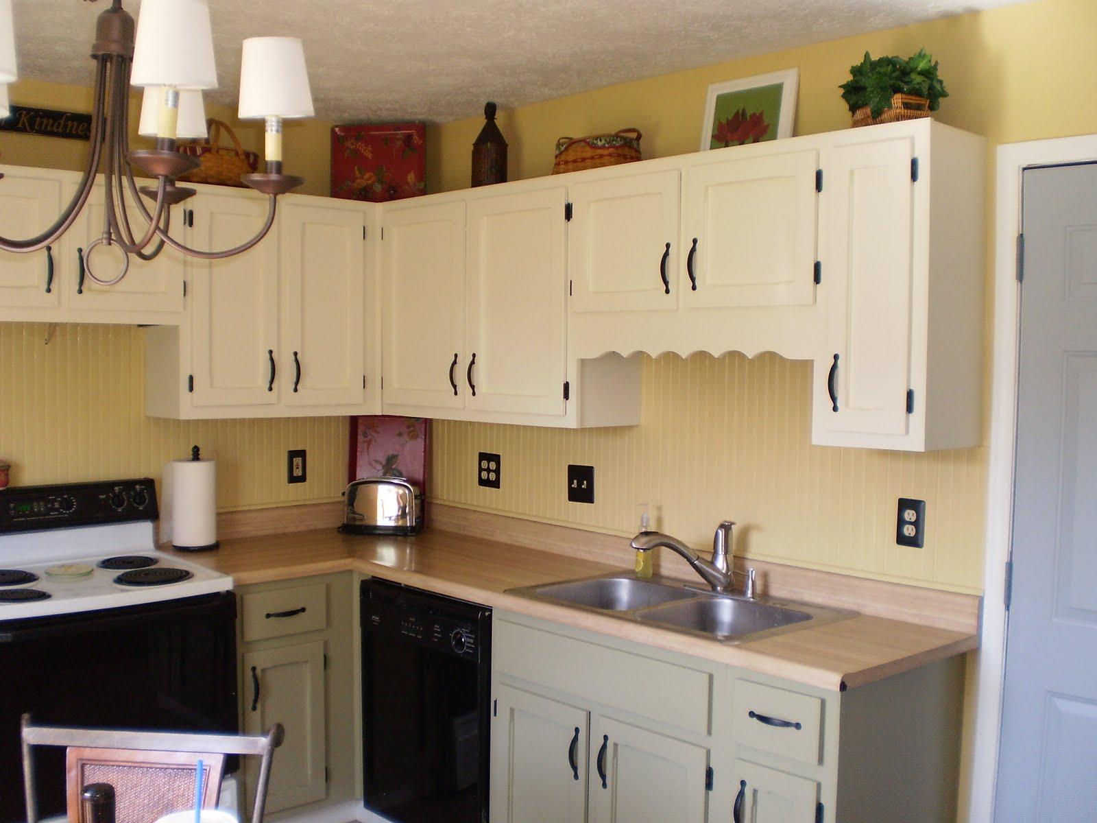 Kitchen CabiBeadboard Backsplash Ideas