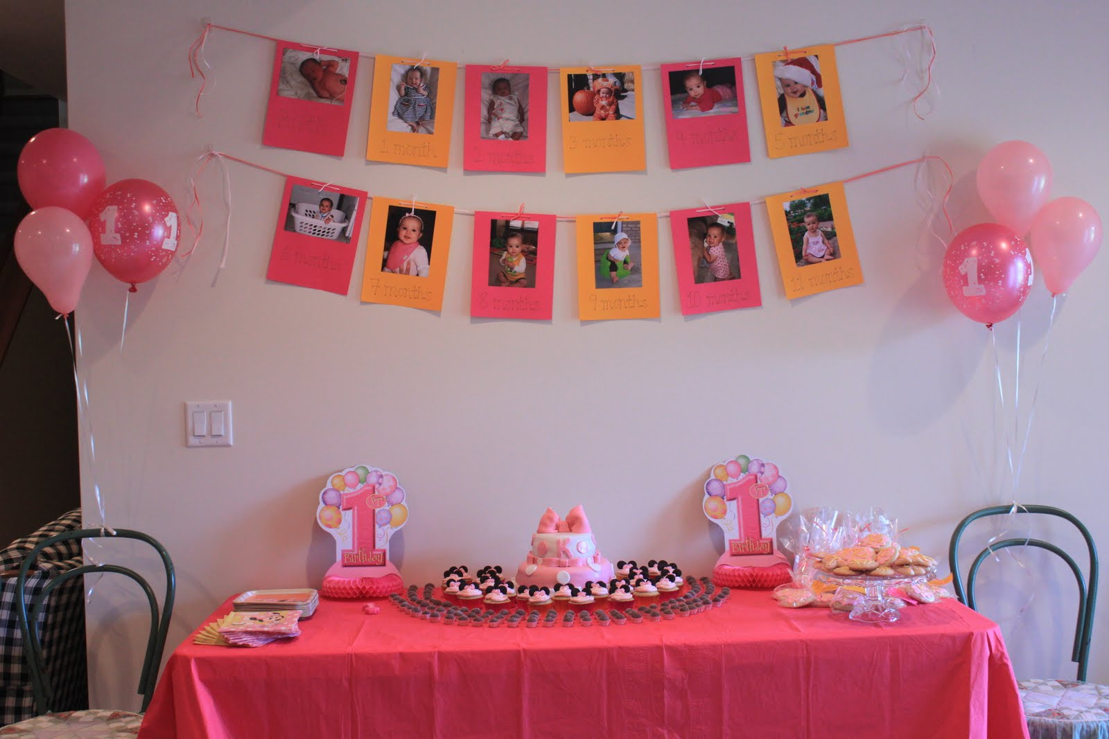 How to Celebrate a First Birthday Without a Party