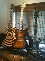 zakk wylde guitar collections