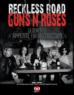 guns'n'roses reckless road