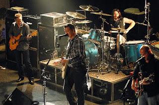 Dave Grohl  Joshua Homme John Paul Jones