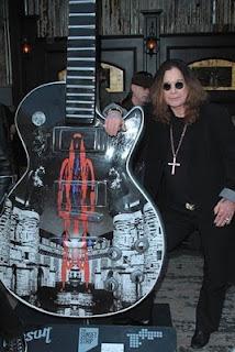 Ozzy Osbourne Gibson