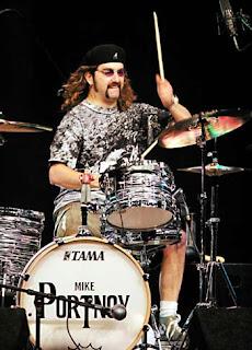Mike Portnoy  John Sykes