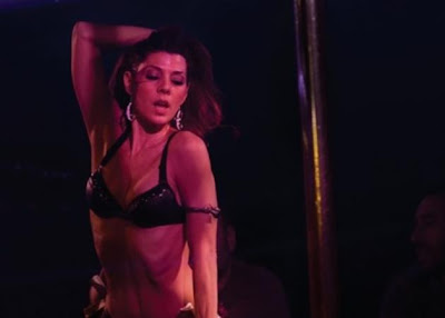 Sexy Maria Tomei in The Wrestler