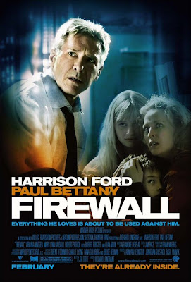 Firewall+(2006) Firewall (2006) Dubbed In Hindi   DVD