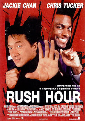 Rush+Hour+(1998) Rush Hour (1998) Dubbed In Hindi   HDRip
