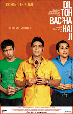 Dil Toh Baccha Hai Ji (2011), Dil Toh Baccha Hai Ji (2011) - DVD Rip Mobile Movies Online